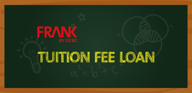 FRANK Tuition Fee Loan
