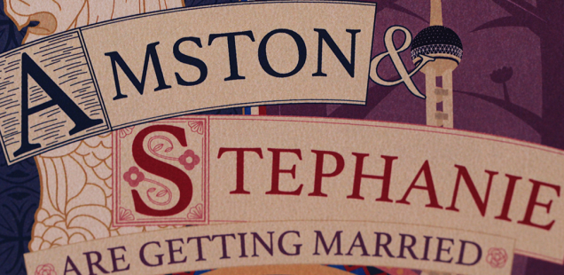Amston and Stephanie